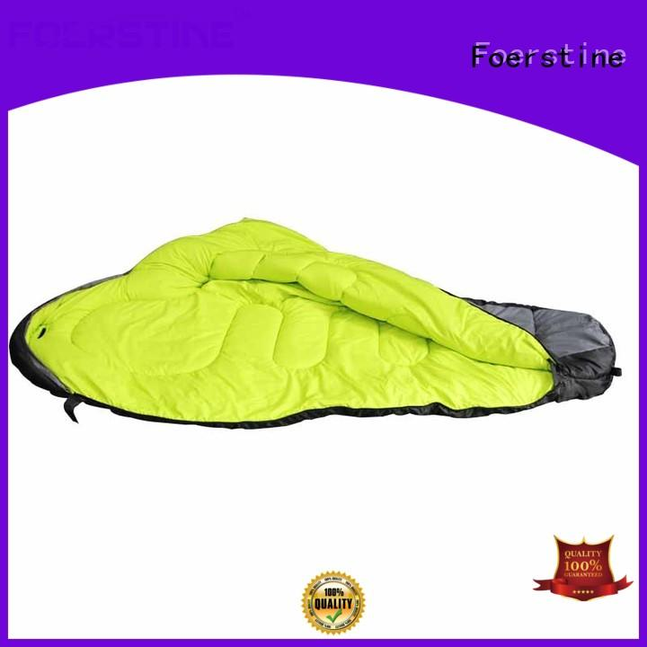 Foerstine sleeping big sleeping bag Supply for camping