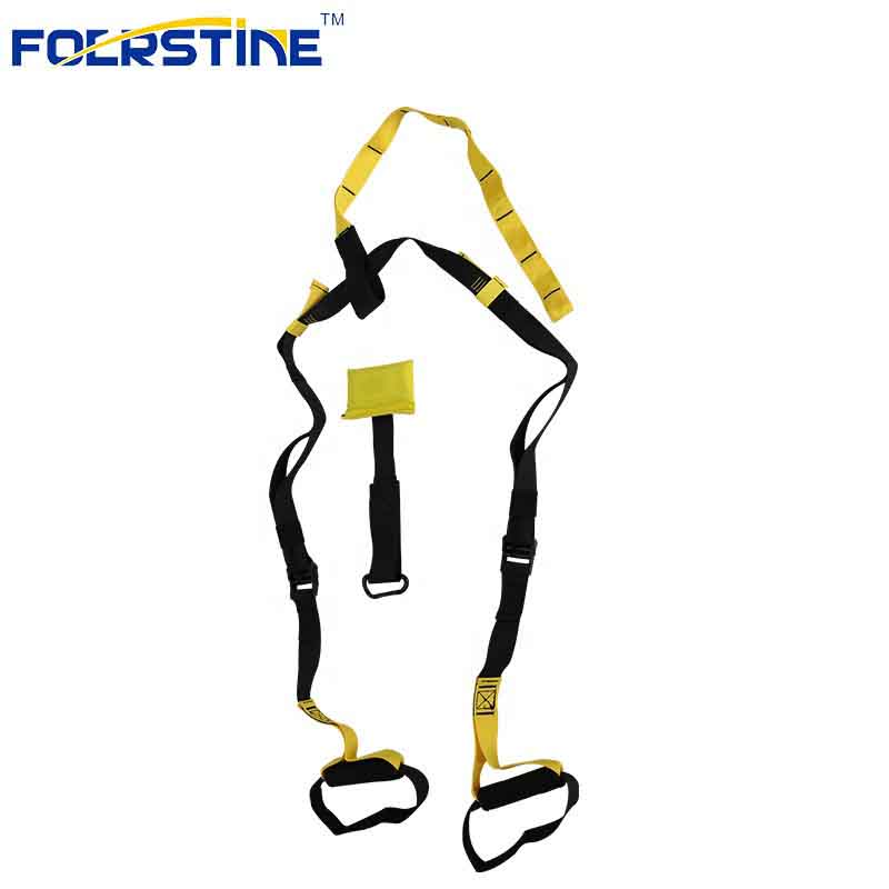 Foerstine trainer suspension training straps for gym-2