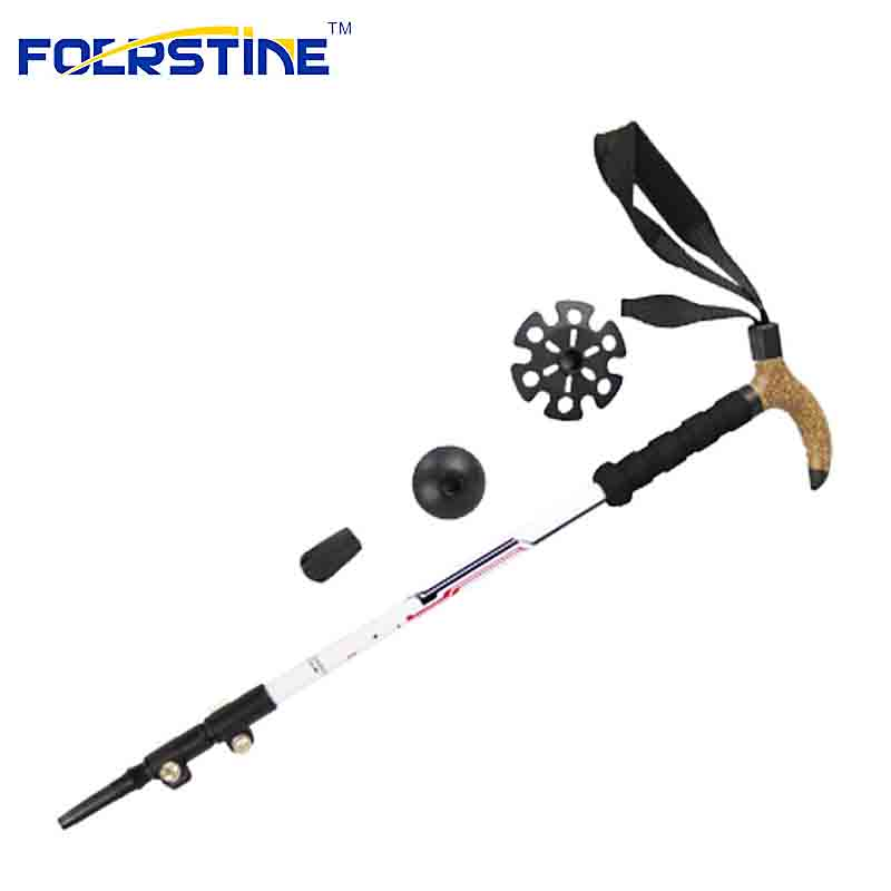 Foerstine high-quality diamond trekking pole manufacturers for traveling-1