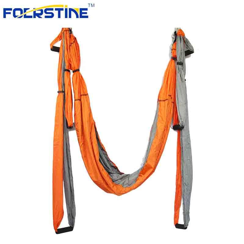 new arrival hanging yoga swing silk from china