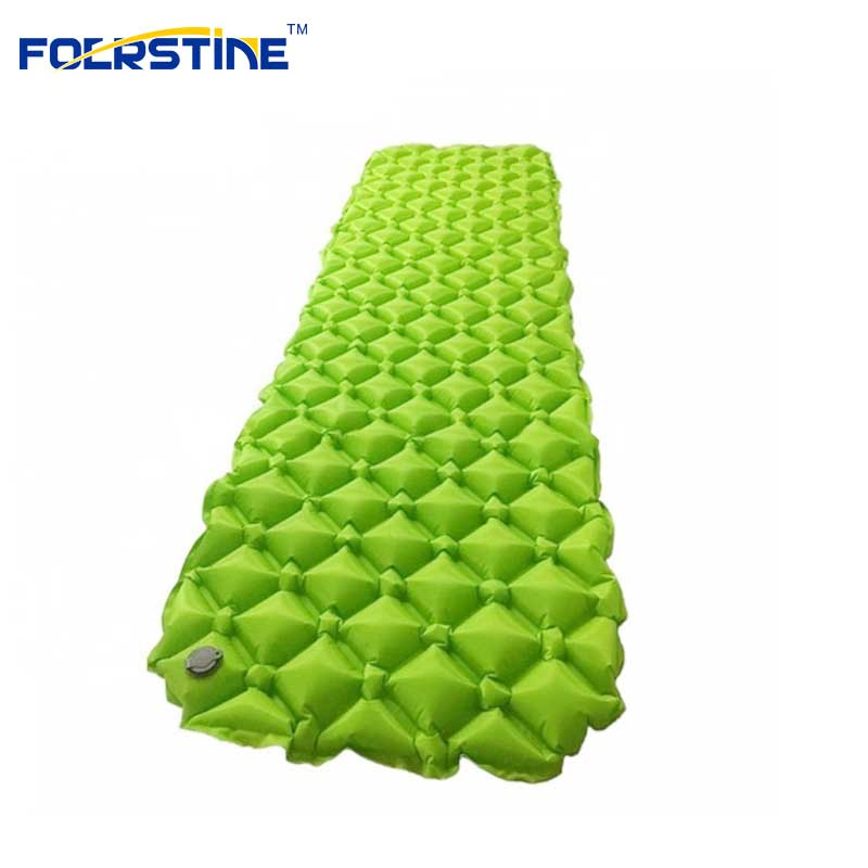 Foerstine mat insulated inflatable sleeping pad for outdoor-1