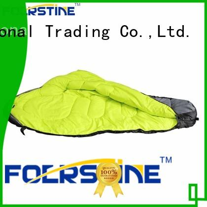 Foerstine soft mummy sleeping bag dropshipping for backpacking
