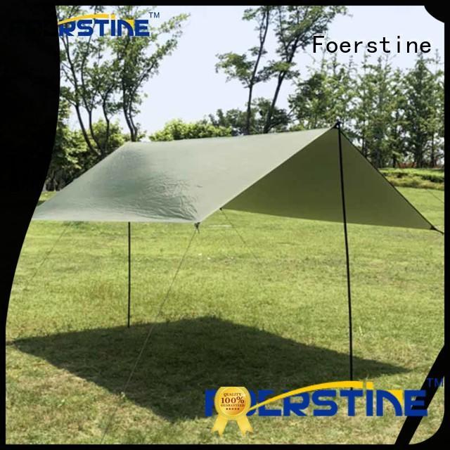 Foerstine rf01 best lightweight survival tarp factory price protect form rain