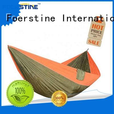Foerstine hiking hammock canvas replacement for manufacturer for swinging
