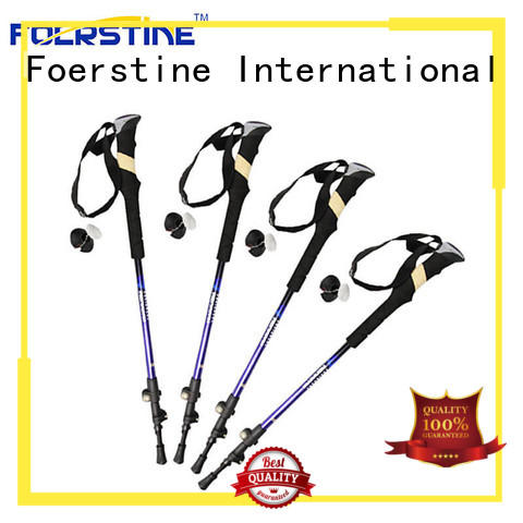 Foerstine strong ladies walking sticks nordic for hiking