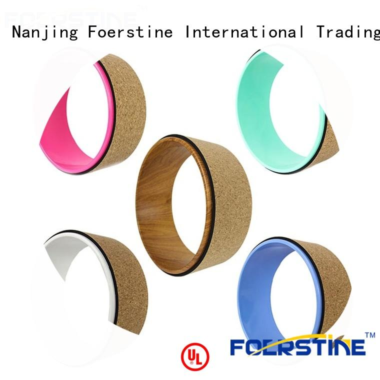 Foerstine cork limitless wheels for business for yoga