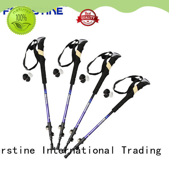Foerstine widely used nordic walking poles wholesale for hiking