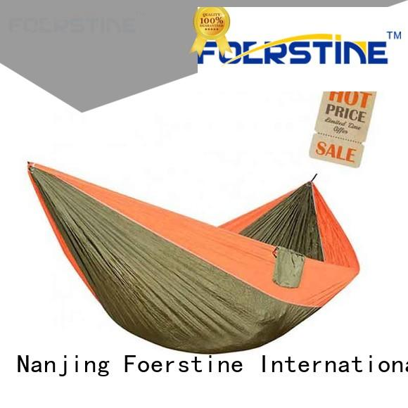 Foerstine good load bearing hammock with mosquito net dropshipping for sleeping