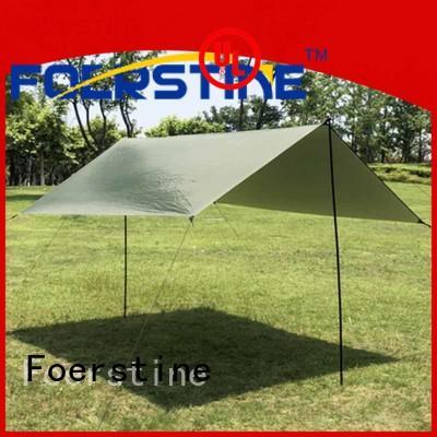 Foerstine tarp ultralight tarp shelter factory protect form rain