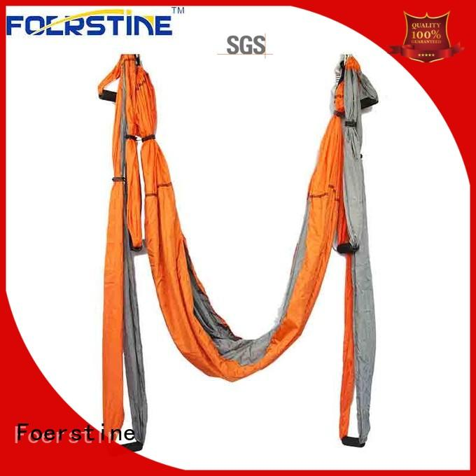 Foerstine swing aerial yoga swing for manufacturer for yoga exercise