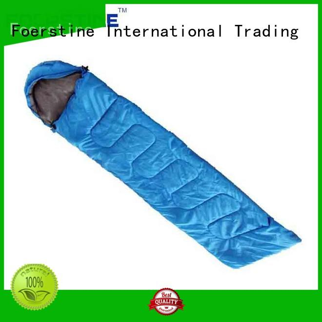 Foerstine compact sleeping bag in a bag Supply for camping