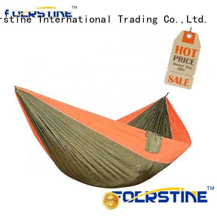 Foerstine professional double hammock for manufacturer for swinging