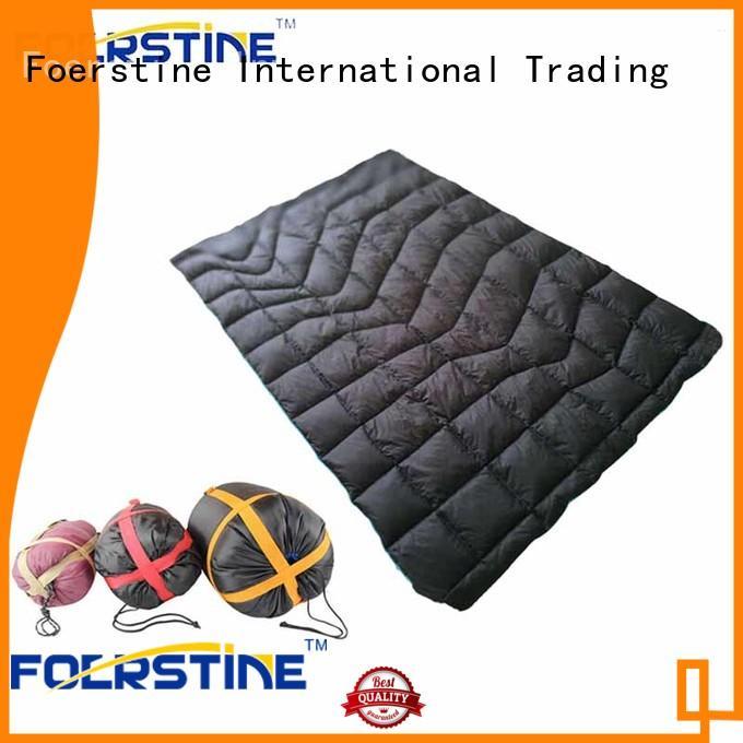 Foerstine portable backpacking sleeping pad overseas market for hiking