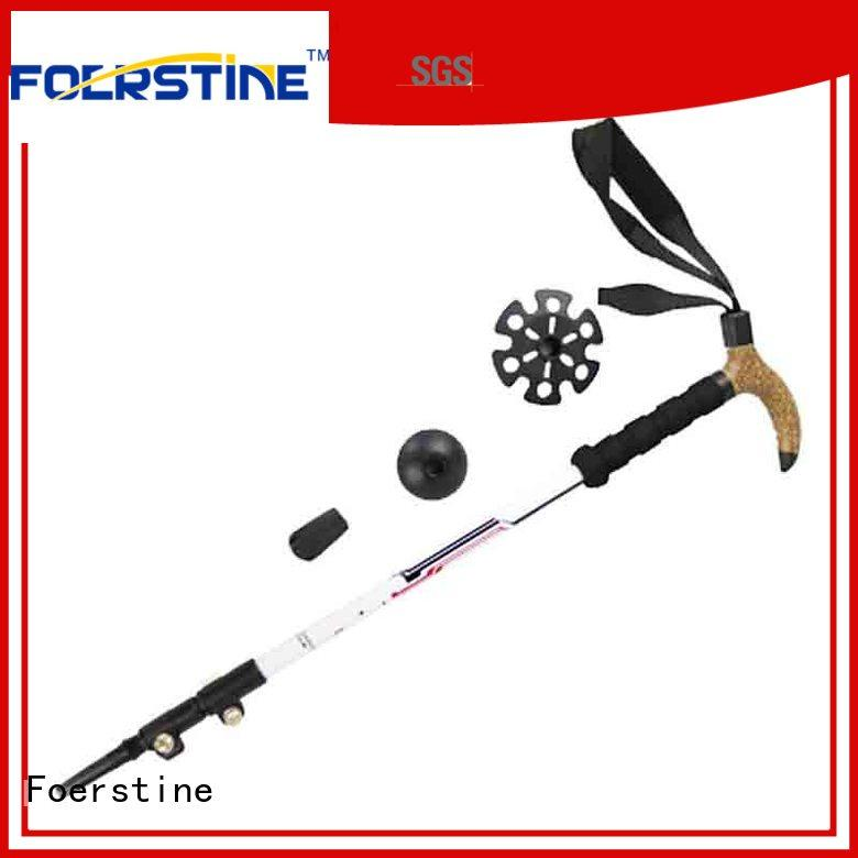 Foerstine walking mountain walking stick producer for hiking