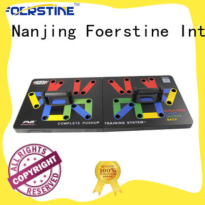 Foerstine board push up board for gym