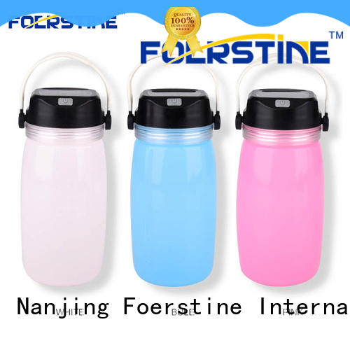 Foerstine bright led camping light dropshipping for hiking