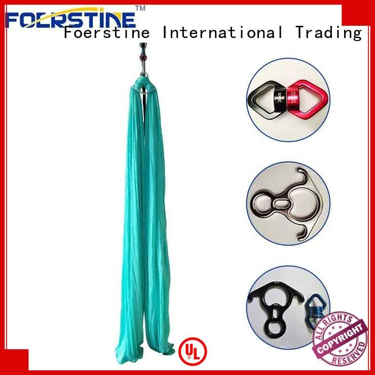 colorful one point hammock silk for manufacturer for yoga exercise