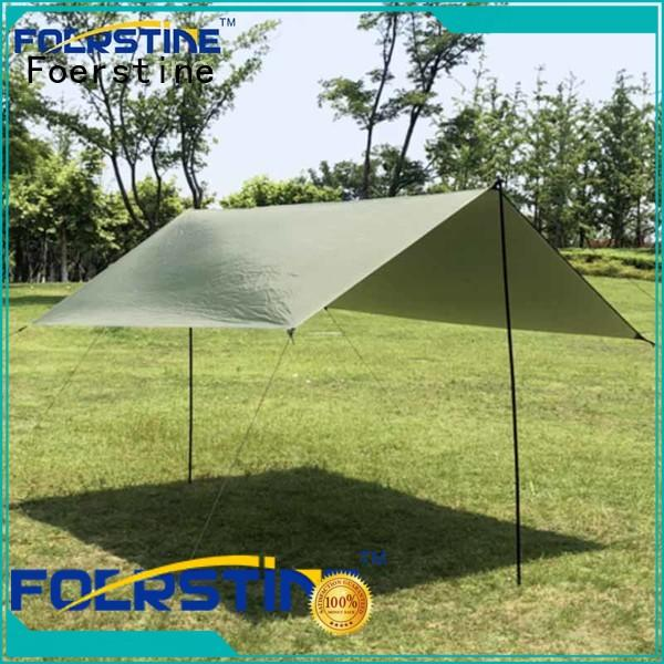rf01 camping tarp shelter for manufacturer protect form rain Foerstine