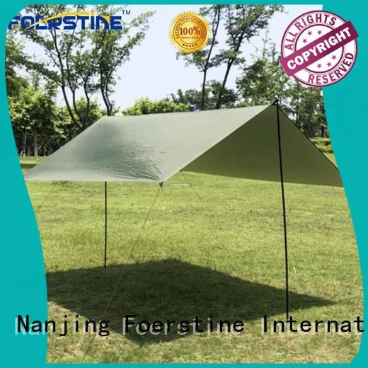 Foerstine tarp lightweight tarp vendor protect from UV