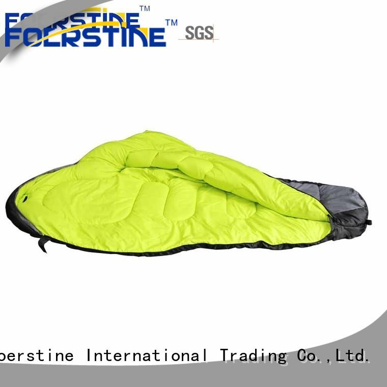 Foerstine sp03 teal sleeping bag company for camping