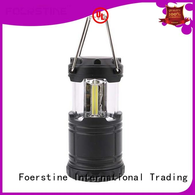 Foerstine hot sale mains electric camping lights for tents overseas market for fishing