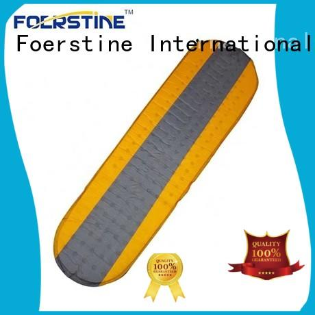 Foerstine compact camping sleeping mats for manufacturer for backpacking