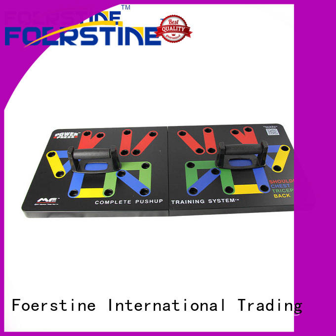 Foerstine New suspension body fitness trainer newly for gym