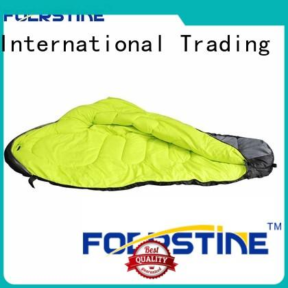 Foerstine compact camping sleeping bag wholesale for hiking
