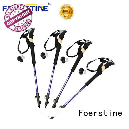 Foerstine Latest alpine walking sticks company for outdoor