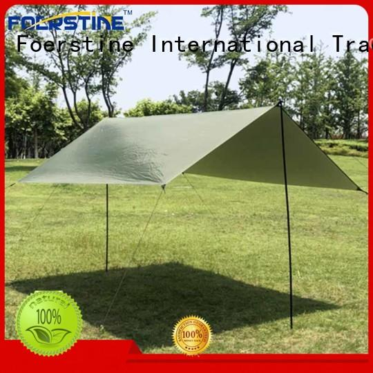 Foerstine affordable price waterproof tarp overseas market protect from UV
