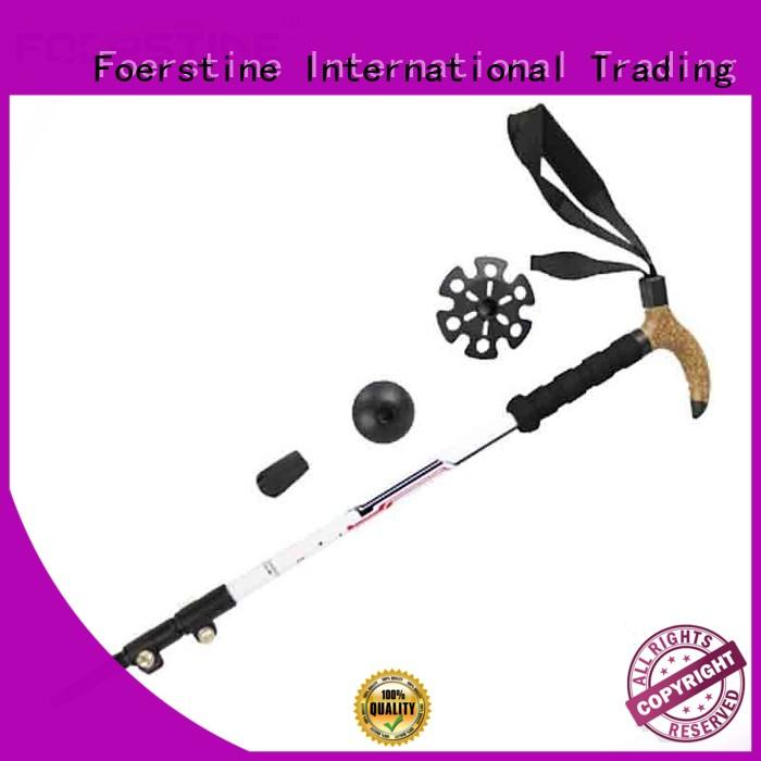 Foerstine trekking hiking poles bulk production for hiking