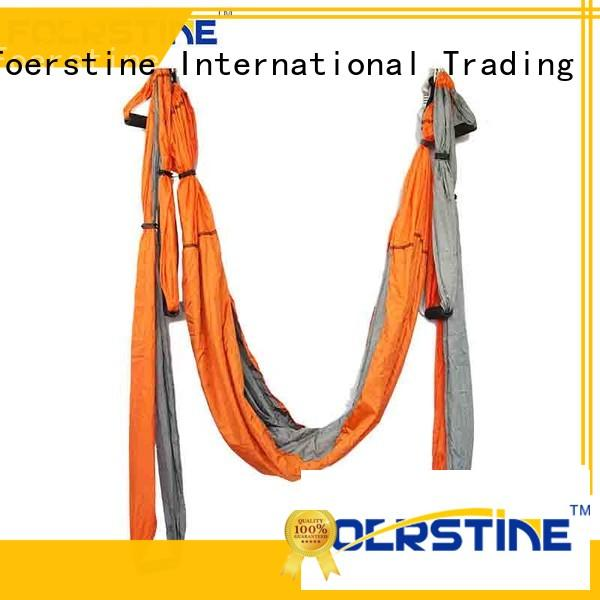 Foerstine stable aerial silk yoga overseas market for yoga exercise