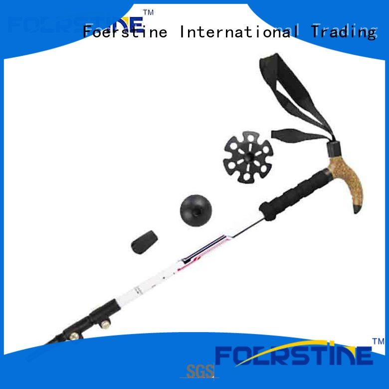 Foerstine tp03 trekking pole factory price for hiking