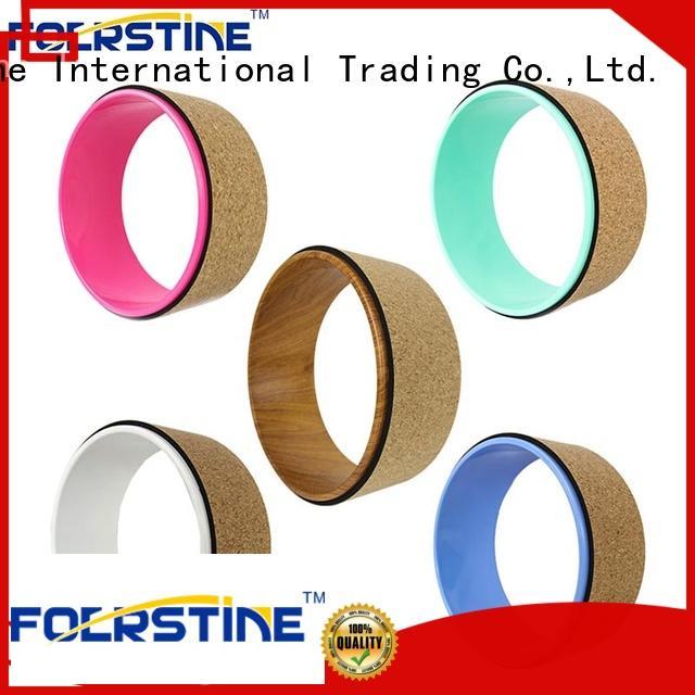 Foerstine yw02 best yoga wheel accessories for yoga