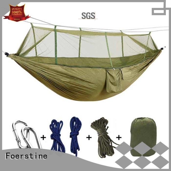 Foerstine good load bearing lawn hammock swing with stand overseas market for outdoor leisure