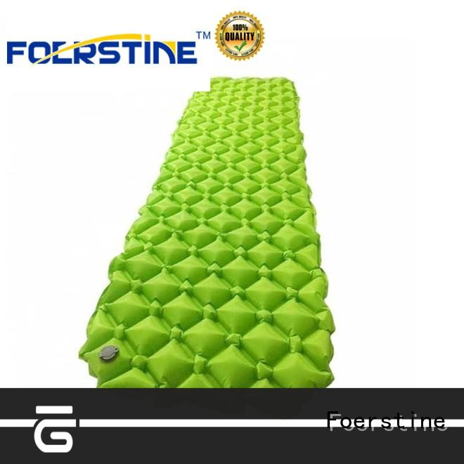 Foerstine compact most comfortable ultralight sleeping pad Supply for hiking