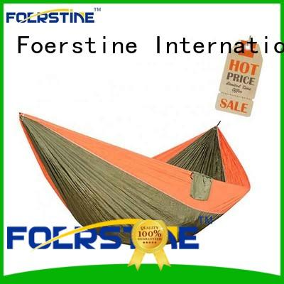 Foerstine modern backpacking hammock dropshipping for outdoor leisure