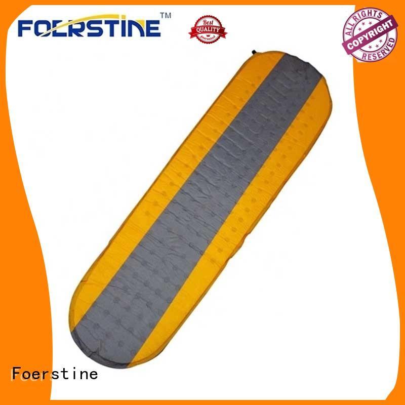 Foerstine soft backpacking sleeping pad vendor for hiking