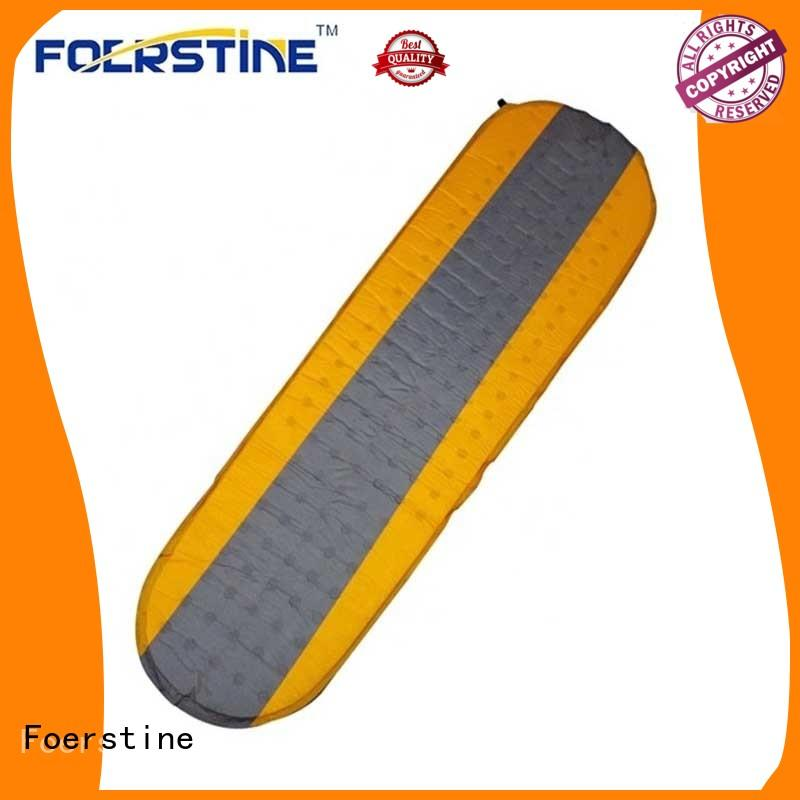 Foerstine soft backpacking sleeping pad vendor for hiking