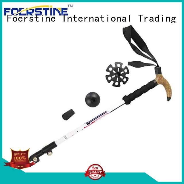 Foerstine poles best hiking poles wholesale for hiking