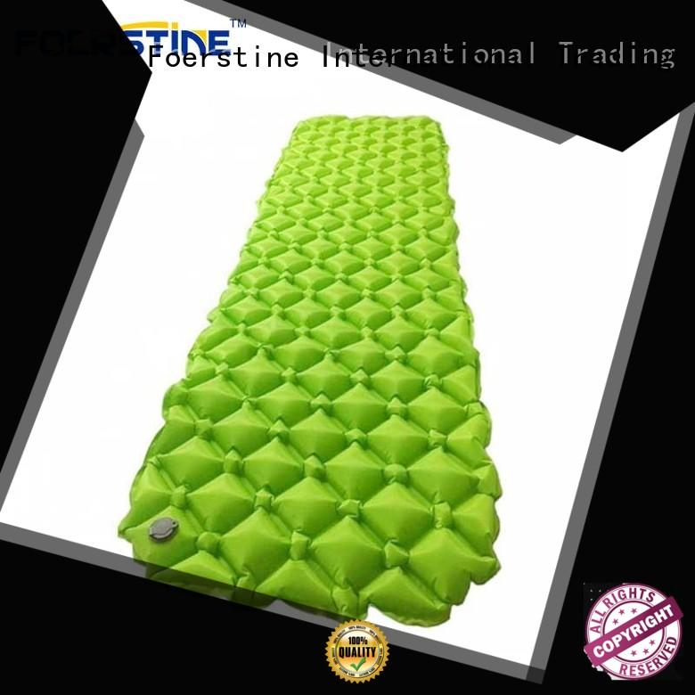 Foerstine inflatable inflatable sleeping pad for manufacturer for hiking