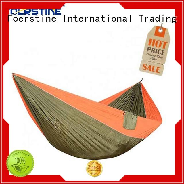 Foerstine oh02 best outdoor hammock vendor for swinging