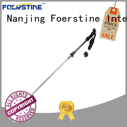 Foerstine good design nordic walking sticks supplier for hiking