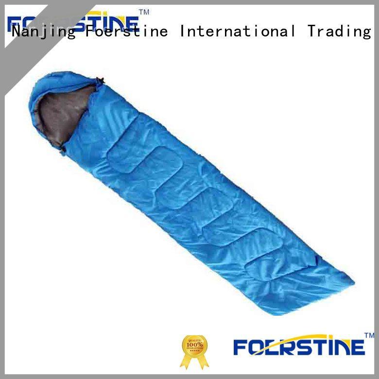 Foerstine comfortable 4 season sleeping bag for manufacturer for hiking