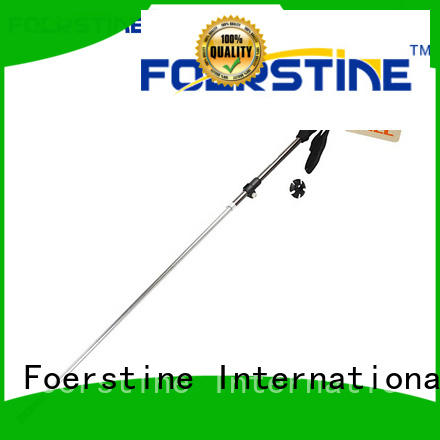 Foerstine Best best collapsible hiking pole producer for traveling