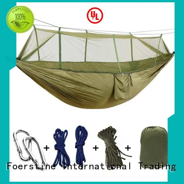 Foerstine portable hammocks sold in stores Supply for resting