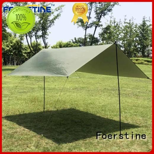 Foerstine rf01 waterproof tarp outdoor protect form rain