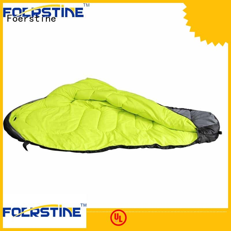 Foerstine sleeping large camping bag for business for hiking