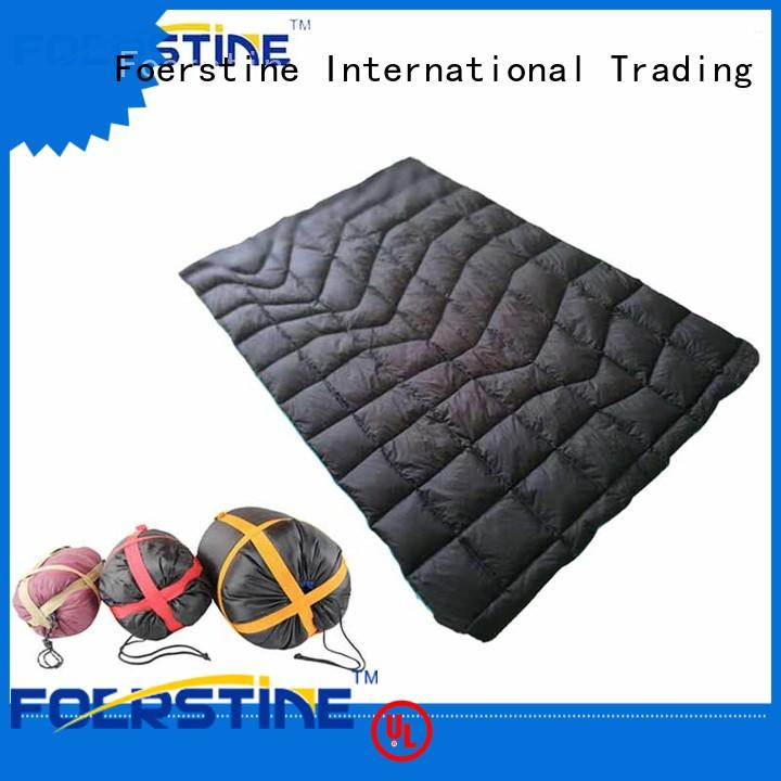 Foerstine inflatable most comfortable foam sleeping pad vendor for hiking