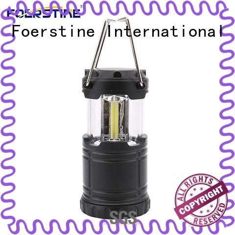 Foerstine cl01silicone camping led lampe for camping